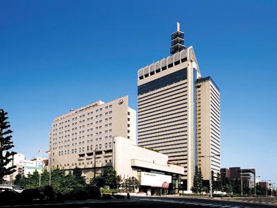 「仙台国際ホテル」