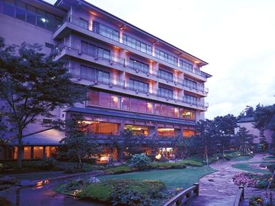「ホテル花水木別館」
