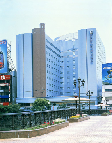 博多エクセルホテル東急