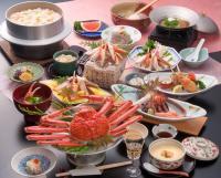 季節到来!冬の味覚!北陸のかにを食べに行こう♪<清風客殿・和室/夕朝食付>