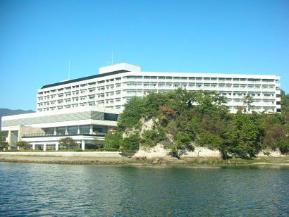 【現払い】 安芸グランドホテル  ツイン◆夕朝食付